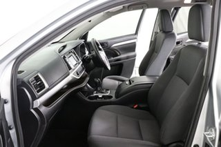 2017 Toyota Kluger GSU50R GX (4x2) Silver 6 Speed Automatic Wagon
