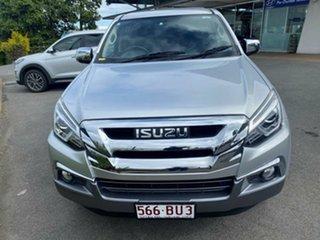 2017 Isuzu MU-X MY16.5 LS-U Rev-Tronic 4x2 Titanium Silver 6 Speed Sports Automatic Wagon.