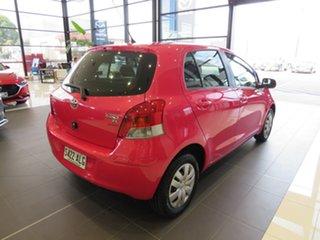 2011 Toyota Yaris YR Hatchback