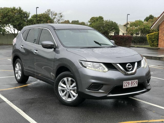 Used Nissan X-Trail T32 ST X-tronic 2WD Chermside, 2016 Nissan X-Trail T32 ST X-tronic 2WD Grey 7 Speed Constant Variable Wagon