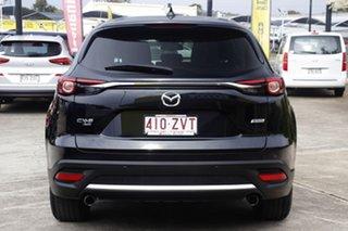 2018 Mazda CX-9 TC GT SKYACTIV-Drive i-ACTIV AWD Black 6 Speed Sports Automatic Wagon
