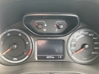 2017 Holden Colorado RG MY18 LS (4x4) White 6 Speed Automatic Crew Cab Pickup
