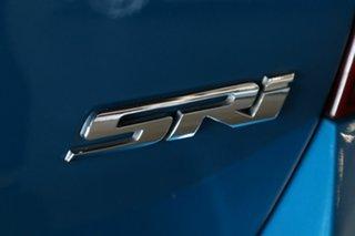 2012 Holden Cruze JH Series II MY12 SRi Blue 6 Speed Manual Hatchback