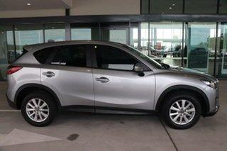 2014 Mazda CX-5 KE1071 MY14 Maxx SKYACTIV-Drive Sport Aluminium 6 Speed Sports Automatic Wagon.