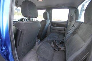 2010 Ford Ranger PK XLT Crew Cab Blue 5 Speed Manual Utility