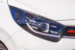 2021 Kia Picanto JA MY21 GT-Line White 5 Speed Manual Hatchback.