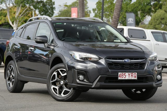 Used Subaru XV G5X MY18 2.0i-S Lineartronic AWD North Lakes, 2018 Subaru XV G5X MY18 2.0i-S Lineartronic AWD Grey 7 Speed Constant Variable Wagon