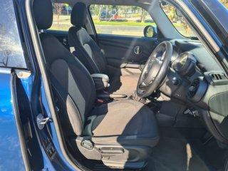 2017 Mini Hatch F55 Cooper Blue 6 Speed Automatic Hatchback