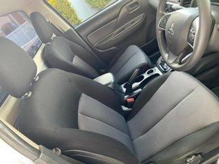 2015 Mitsubishi Triton GLX Silver Manual Cab Chassis - Single Cab