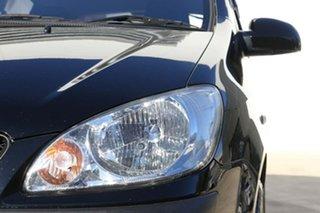 2011 Hyundai Getz TB MY09 S Black 4 Speed Automatic Hatchback