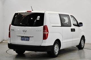 2017 Hyundai iLOAD TQ3-V Series II MY17 Crew Cab Creamy White 5 Speed Automatic Van