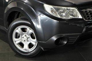 2010 Subaru Forester S3 MY10 X AWD Grey 4 Speed Sports Automatic Wagon.