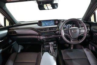 2019 Lexus UX MZAH10R UX250h E-CVT 2WD Luxury White 1 Speed Constant Variable Hatchback Hybrid