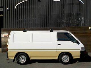2003 Mitsubishi Express SJ SWB White 4 Speed Automatic Van.
