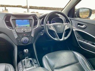 2013 Hyundai Santa Fe DM MY13 Highlander Phantom Black 6 Speed Sports Automatic Wagon