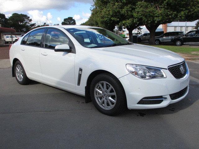Used Holden Commodore VF Evoke Katanning, 2015 Holden Commodore VF Evoke White 6 Speed Automatic Sedan