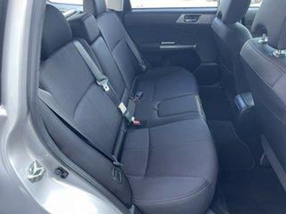 2011 Subaru Forester S3 MY11 XS AWD Silver 5 Speed Manual Wagon