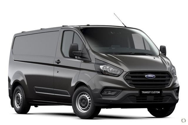 New Ford Transit Custom VN 2021.25MY 340L (Low Roof) Oakleigh, 2021 Ford Transit Custom VN 2021.25MY 340L (Low Roof) Grey 6 Speed Automatic Van