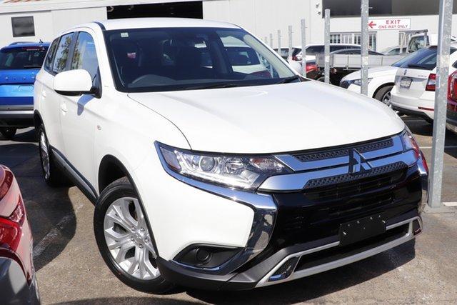 New Mitsubishi Outlander ZL MY21 ES AWD Parramatta, 2021 Mitsubishi Outlander ZL MY21 ES AWD White 6 Speed Constant Variable Wagon