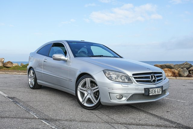 Used Mercedes-Benz CLC-Class CL203 CLC200 Kompressor Lonsdale, 2010 Mercedes-Benz CLC-Class CL203 CLC200 Kompressor Silver 5 Speed Automatic Coupe