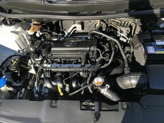 2015 Hyundai Accent RB3 MY16 Active Silver 6 Speed Constant Variable Hatchback
