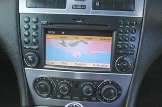 2010 Mercedes-Benz CLC-Class CL203 CLC200 Kompressor Silver 5 Speed Automatic Coupe