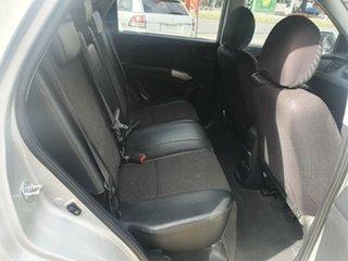 2007 Kia Sportage KM2 LX Grey 4 Speed Automatic Wagon