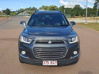 2016 Holden Captiva CG MY17 Active 2WD Grey 6 Speed Sports Automatic Wagon.