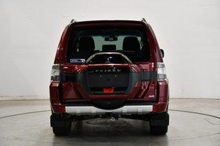 2019 Mitsubishi Pajero NX MY20 GLS Terra Rossa 5 Speed Sports Automatic Wagon