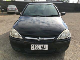 2005 Holden Barina XC MY05 4 Speed Automatic Hatchback