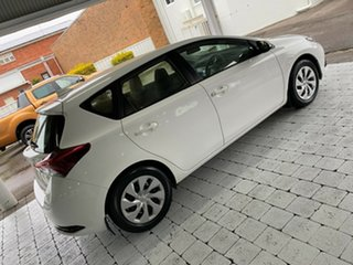 2018 Toyota Corolla ZRE182R MY17 Ascent White 7 Speed Constant Variable Hatchback
