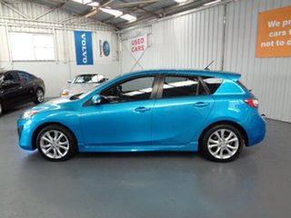2011 Mazda 3 BL10L2 SP25 Activematic Blue 5 Speed Sports Automatic Hatchback
