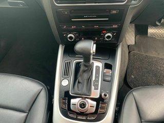 2014 Audi Q5 8R MY14 TFSI Tiptronic Quattro White 8 Speed Automatic Wagon