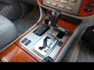 2005 Toyota Landcruiser HDJ100R Sahara (4x4) Beige 5 Speed Automatic Wagon
