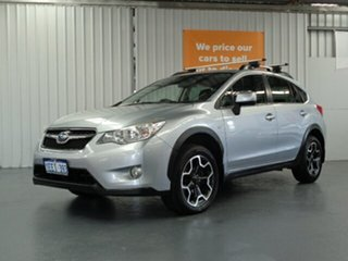 2013 Subaru XV G4X MY13 2.0i Lineartronic AWD Silver 6 Speed Constant Variable Wagon.