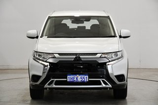 2019 Mitsubishi Outlander ZL MY20 ES AWD ADAS Starlight 6 Speed Constant Variable Wagon.