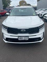 2020 Kia Sorento MQ4 MY21 S AWD Clear White 8 Speed Sports Automatic Dual Clutch Wagon