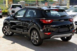 2021 Kia Stonic YB MY21 Sport FWD Black 6 Speed Manual Wagon.