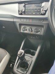 2015 Skoda Fabia NJ MY16 66TSI White 5 Speed Manual Hatchback