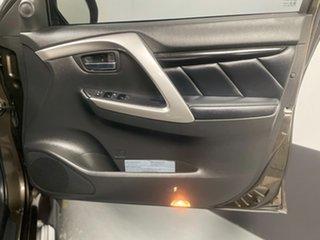 2017 Mitsubishi Pajero Sport QE MY17 GLS Deep Bronze 8 Speed Sports Automatic Wagon