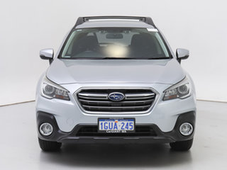 2019 Subaru Outback MY18 2.0D AWD Silver Continuous Variable Wagon.