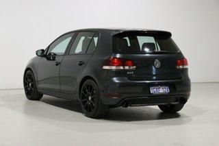 2011 Volkswagen Golf 1K MY11 GTi Grey 6 Speed Direct Shift Hatchback