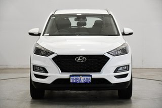 2020 Hyundai Tucson TL4 MY20 Active 2WD Pure White 6 Speed Automatic Wagon.