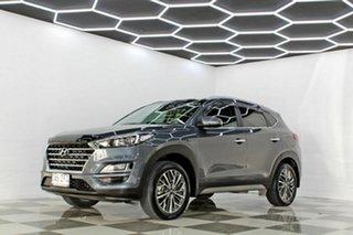 2019 Hyundai Tucson TL4 MY20 Active X (AWD) Black INT Grey 8 Speed Automatic Wagon
