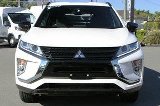 2019 Mitsubishi Eclipse Cross YA MY20 ES 2WD Starlight 8 Speed Constant Variable Wagon