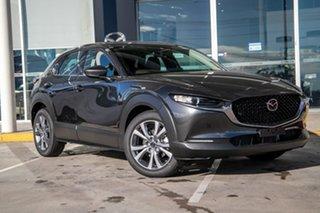 2021 Mazda CX-30 DM2W7A G20 SKYACTIV-Drive Touring Machine Grey 6 Speed Sports Automatic Wagon.