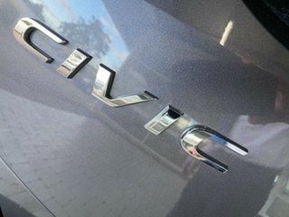 2017 Honda Civic MY17 VTi Grey Constant Variable Hatchback