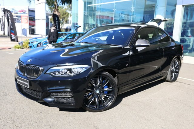 Used BMW M240i F22 M240I Brookvale, 2019 BMW M240i F22 M240I Black Sapphire 8 Speed Automatic Coupe