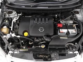 2011 Nissan X-Trail T31 MY11 TS (4x4) Silver, Chrome 6 Speed Manual Wagon