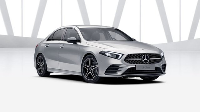 New Mercedes-Benz A-Class V177 801+051MY A180 DCT Mulgrave, 2021 Mercedes-Benz A-Class V177 801+051MY A180 DCT Iridium Silver 7 Speed